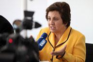 Preisträgerin 2010: Dr. Shirin Ebadi